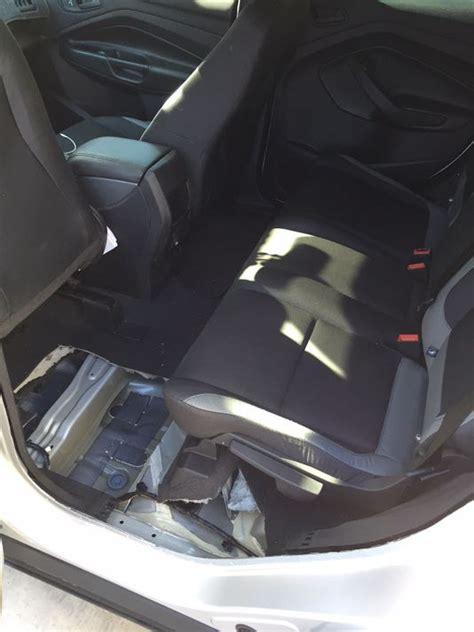 passenger accidentally shoots    seat  mesa