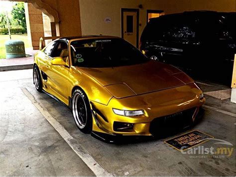 1994 Toyota Mr2 by Toyota Mr2 1994 Gti 2 0 In Johor Manual Coupe Others For