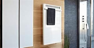 Radiateur Electrique Salle De Bain : bien au chaud dans sa salle de bain chauffage rothelec ~ Dailycaller-alerts.com Idées de Décoration
