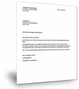 Mieterhöhung Nach Modernisierung Fristen : widerspruch vorlage ~ Frokenaadalensverden.com Haus und Dekorationen