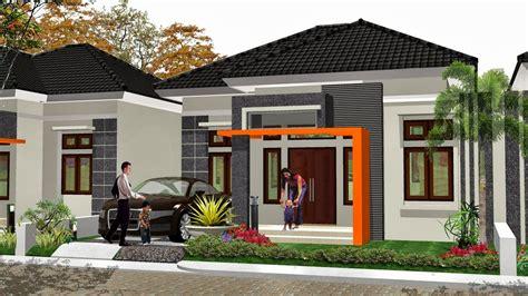gambar rumah sederhana  model rumah minimalis desain