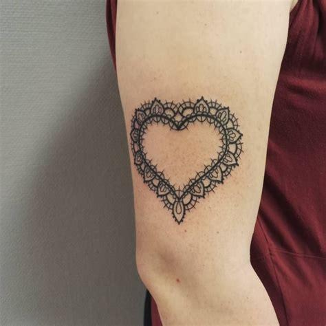 21+ Lace Tattoo Designs, Ideas  Design Trends Premium
