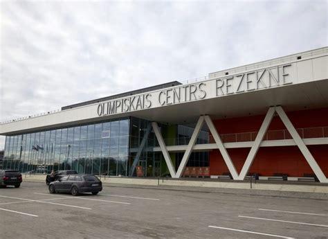 Rēzeknes olimpiskais centrs - Rēzekne - pilsēta Latgales sirdī