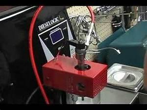 Banc de test 4 Injecteurs diesel EFICT DS4 avi Doovi