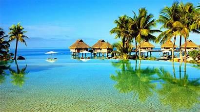 Exotic Beach Wallpapers Definition Desktop Tropical Caribbean