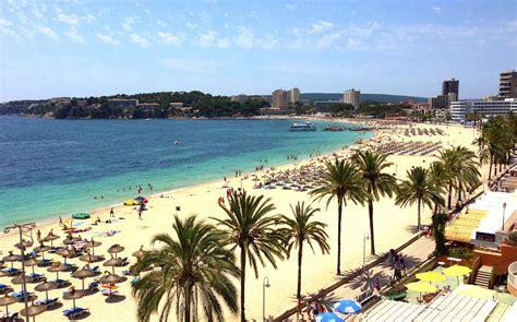 Vacanze Magaluf by Magaluf Sull Isola Di Maiorca Alcol Spiaggia E Notti