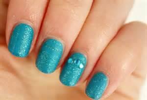 Sportsgirl nail it blue glitter art pen g