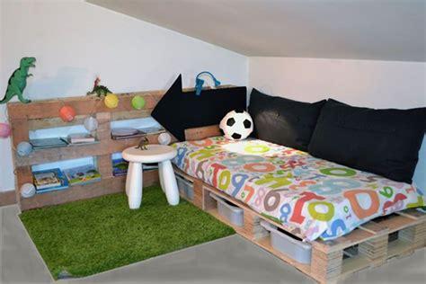 ideas  pallets  cuartos infantiles decopeques