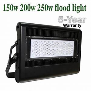 W and super led flood lights provide