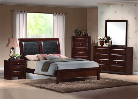 crown bedroom set crown emily california king bedroom sol