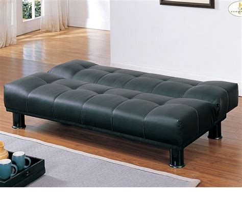 sears black sleeper sofa bi cast vinyl lounger futon sofa bed sleeper at