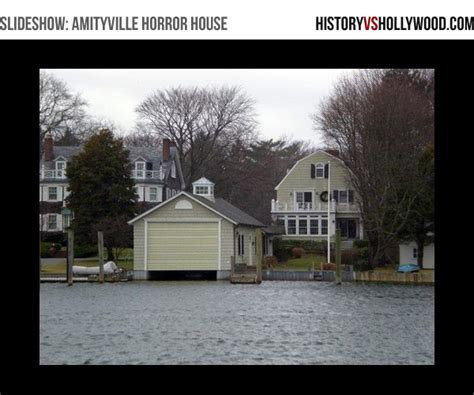 real amityville horror house view interior
