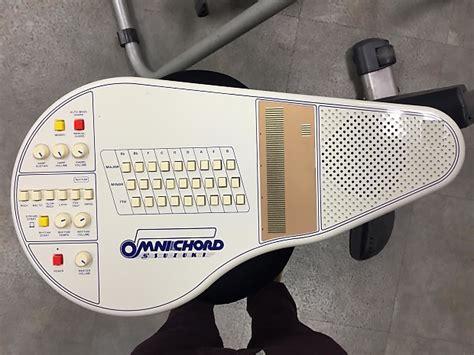 Suzuki Omnichord Om 27 by Suzuki Omnichord Om 27 Reverb
