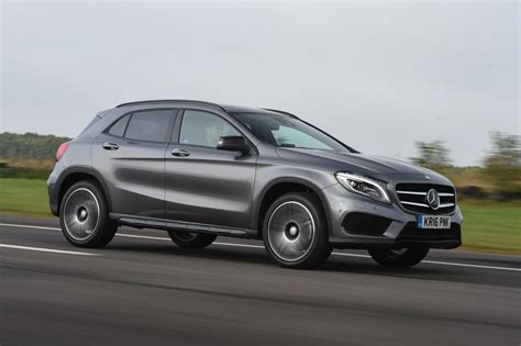 Mercedes Gla Class Picture mercedes gla review pictures auto express