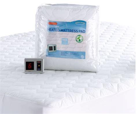 kohls mattress pad kohl s biddeford heated plush throws only 18 69