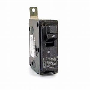 Siemens 20 Amp Circuit Breaker B120