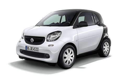 Smart Car by New Smart Fortwo Forfour Editions Announced In Uk
