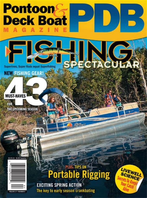 Deck Boat Magazine by Pontoon Deck Boat Magazine April 2012 187 Archive
