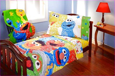 Elmo Toddler Bed Set by Elmo Toddler Bed Set Kmart Home Design Ideas