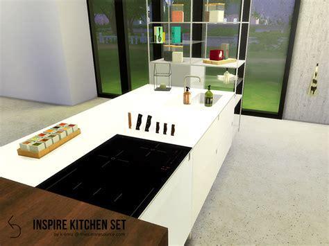 k omu's INSPIRE Kitchen Set