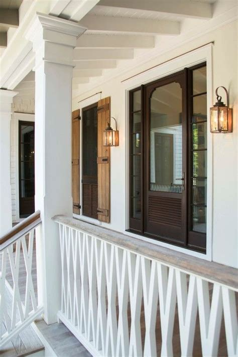 front porch banisters 25 best ideas about front porch railings on