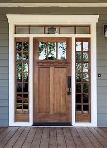 36, Luxury, Front, Door, Design, Ideas, House