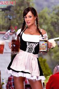 Sexy Oktoberfest Girls. Learn to draw pinups at http ...