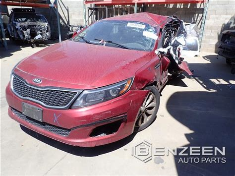 Used Kia Parts by Used Kia Optima 2014 Parts From 8302br Benzeen Auto Parts