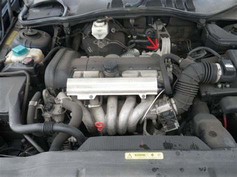Volvo S70 T5 Engine Diagram by Procedure For Removing Oxygen Sensor 2000 V70 Non