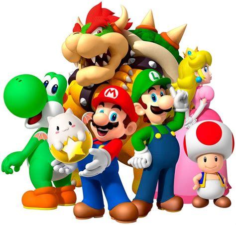 Mario Bros La Primera Aventura Protagonizada Por Super