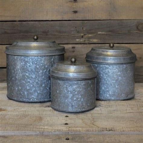 vintage kitchen storage tins canister set rustic vintage kitchen storage 3 6834