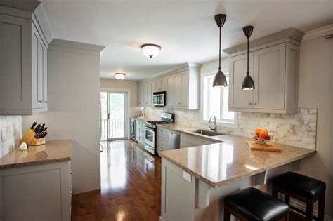 gray cabinets transitional kitchen madison taylor design