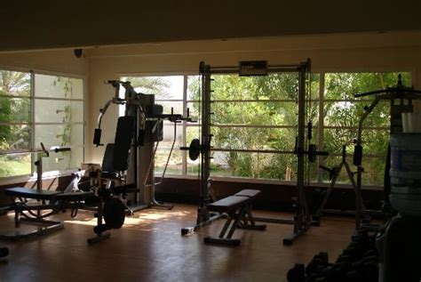 salle de musculation photo de club magic penelope
