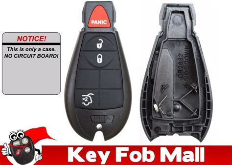 keyless entry key fob remote btn case