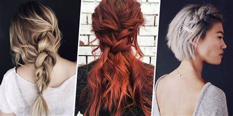 messy easy braid ideas  copy  braided hairstyles