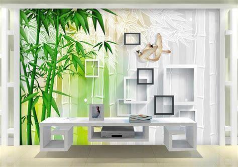 motif wallpaper pilihan  desain ruang tamu