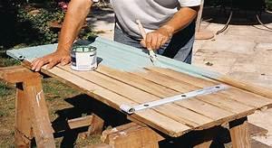 Fabriquer Ses Volets Coulissants Bois : fabriquer un volet en bois les techniques adopter ~ Melissatoandfro.com Idées de Décoration