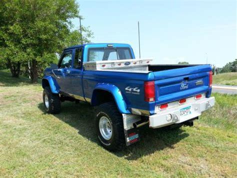 find used 1988 ford ranger 4x4 custom truck 5 0 in shakopee minnesota united states