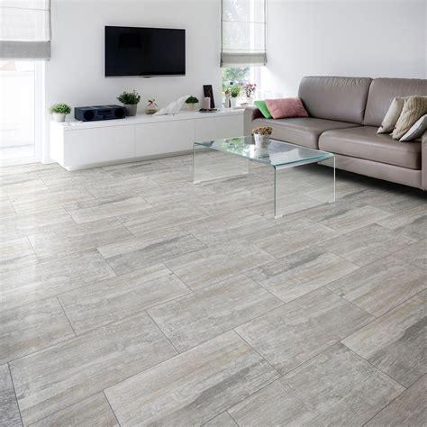 b q ceramic kitchen floor tiles nordico grey vintage porcelain floor tile pack of 8 l 7545