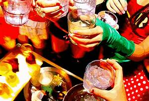 Top Famous Bachelors Party Drinks