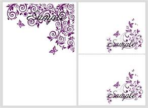 free wedding sle kits wedding invitation wording printable butterfly wedding invitation templates