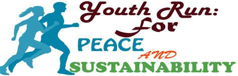 Youth Run For Peace And Sustainability 20142015  Date, Registration
