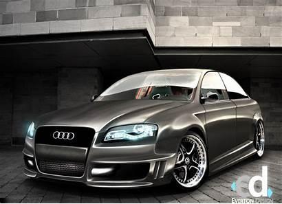 Tuning 3d Audi Cars Wallpapers Allwallpaper Pc