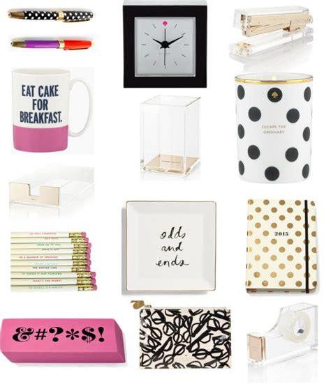 ideas  office accessories  pinterest gold