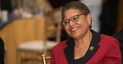 AFRICAN AMERICAN REPORTS: Congresswoman Karen Bass Elected ...