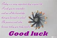 Best 25 ideas about good luck wishes find what youll love your in good luck wishes exams m4hsunfo