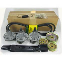 john deere 48 inch mower deck rebuild kit years 2002 thru