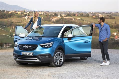 Opel Crossland X With Lpg Powertrain Unveiled Drivers