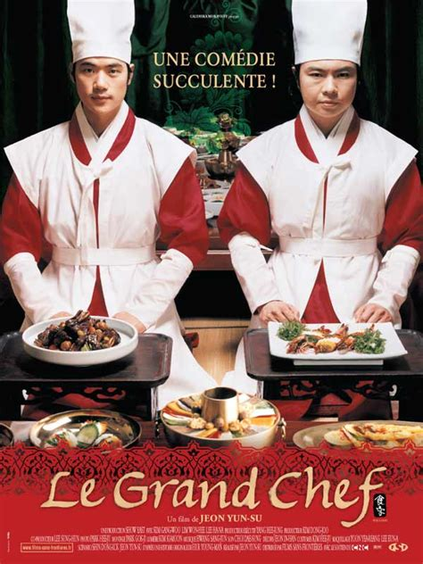 cuisine de grand chef le grand chef 2007 allociné