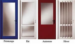 Porte D39 Entree 4 Saisons